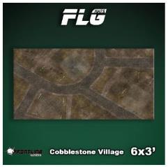 6' x 3' - Cobblestone Village