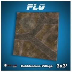 3' x 3' - Cobblestone Village