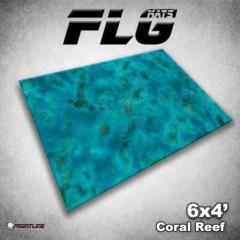 6' x 4' - Coral Reef