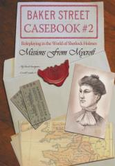 Casebook #2 - Mission from Mycroft