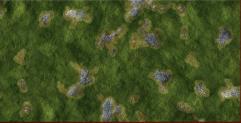 4' x 8' - Grasslands