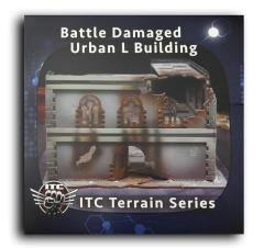 Battle Damaged Urban L Building
