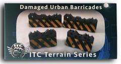 Battle Damaged Urban Barricades
