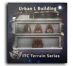 Urban L Building