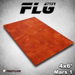 6' x 4' - Mars #1
