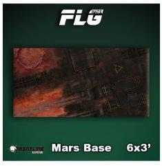 6' x 3' - Mars Base