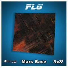 3' x 3' - Mars Base
