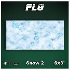 6' x 3' - Snow #2