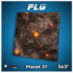 3' x 3' - Planet 37