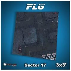 3' x 3' - Sector 17