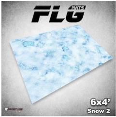 6' x 4' - Snow #2
