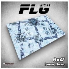 6' x 4' - Snow Base