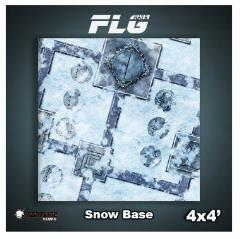 4' x 4' - Snow Base