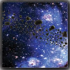 3 x 3' - Asteroid Belt