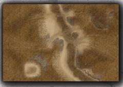 6' x 4' - Barren Wasteland