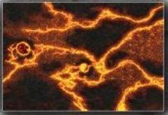 6 X 4' - Lava