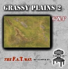 6' x 4' - Grassy Plains #2