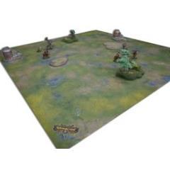 4 x 4' - Caspian Plains