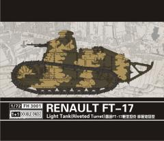 Renault FT-17 Light Tank (Riveted Turret)