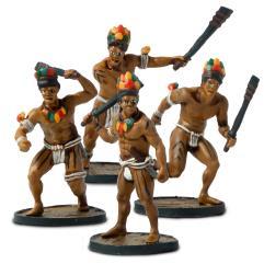 Native American Warriors Unit