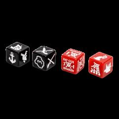 Dice Set - Markers (24)