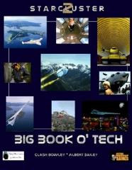 Starcluster 2 - Big Book o' Tech