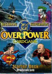 Batman & Superman Starter Deck
