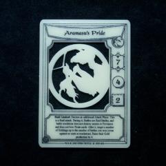 Ivory Stronghold - Mantis Clan, Aramasu's Pride