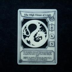 Ivory Stronghold - Dragon Clan, The High House of Light