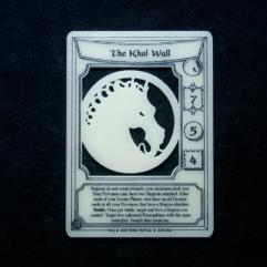 Ivory Stronghold - Unicorn Clan, The Khol Wall