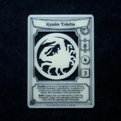Ivory Stronghold - Crab Clan, Kyuden Toketsu