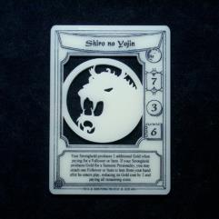Ivory Stronghold - Lion Clan, Shiro no Yojin