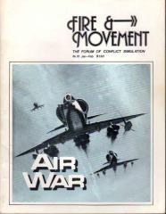 """#10 """"Air War, Bar-Lev, Case White"""""""