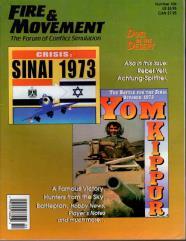 "#104 ""Crisis - Sinai 1973, Yom Kippur"""