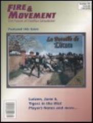 "#120 ""La Bataille de Lutzen, June 6, Tigers in the Mist"""