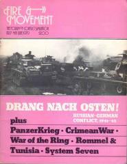 """#17 """"Drang Nach Osten, War of the Ring"""""""