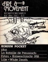 "#21 ""Korsun Pocket, White Death, Lille"""