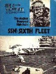 """#3 """"SSN/Sixth Fleet, Von Manstein Variant"""""""