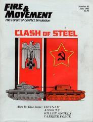 """#43 """"Clash of Steel, Vietnam, Assault, Killer Angels"""""""
