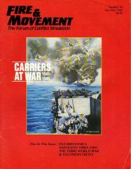"#45 ""Carriers at War, Pax Britannica"""