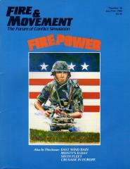 "#46 ""Firepower, East Wind Rain, Sixth Fleet"""