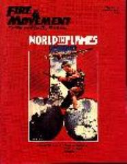 """#47 """"World in Flames, Pacific Fleet, Mosby's Raiders"""""""
