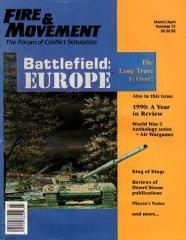 """#72 """"Battlefield - Europe, King of Kings"""""""