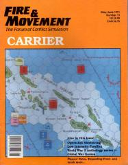 "#73 ""Carrier, Operation - Shoestring, New World"""
