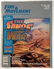 """#80 """"The Sands of War, Flashpoint - Golan, The Boer War"""""""