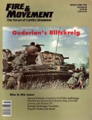 "#86 ""Guderian's Blitzkrieg, Black Prince, Campaigns of the Civil War"""