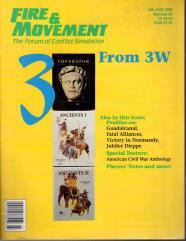 """#88 """"Imperator, Ancients I & II, Guadalcanal"""""""