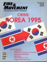 """#90 """"Crisis - Korea 1995, Smithereens, Napoleon's First Battles"""""""