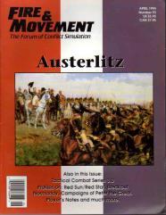 "#93 ""Austerlitz, Red Sun/Red Star, Breakout Normandy"""