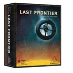 Last Frontier - The Vesuvius Incident (1st Printing)